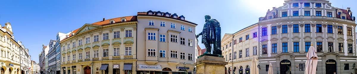 Stadtansicht Augsburg