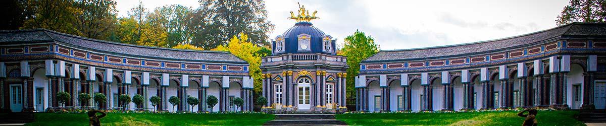 Stadtansicht Bayreuth