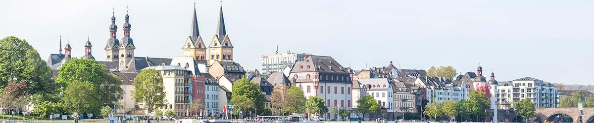 Stadtansicht Koblenz