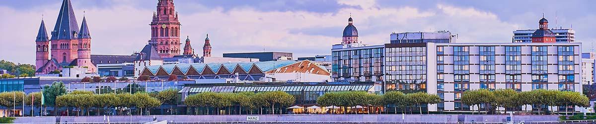 Stadtansicht Mainz