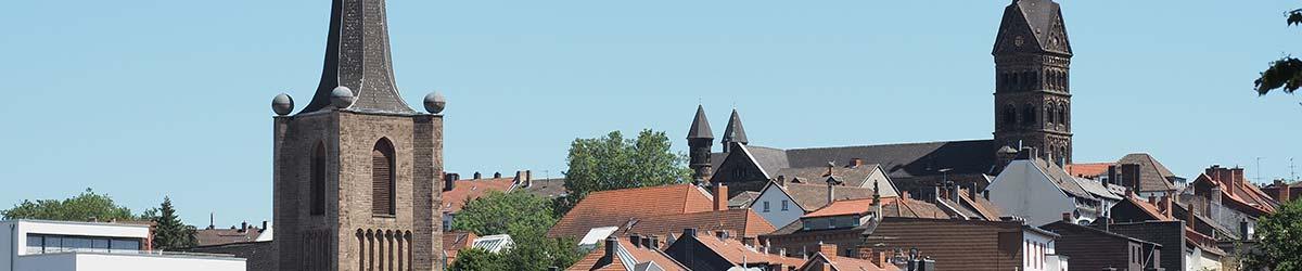 Stadtansicht Neunkirchen