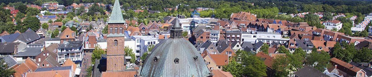 Stadtansicht Nordhorn