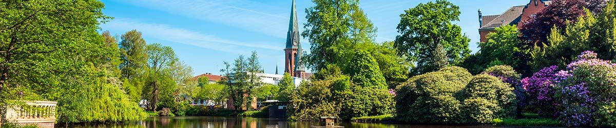 Stadtansicht Oldenburg