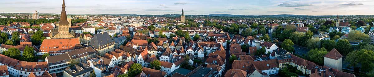 Stadtansicht Osnabrück