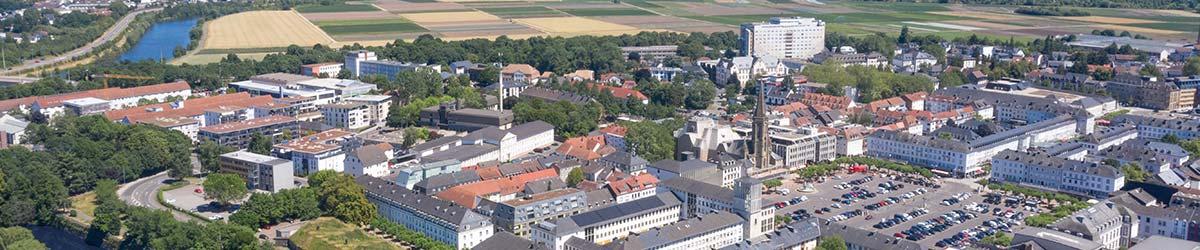 Stadtansicht Saarlouis