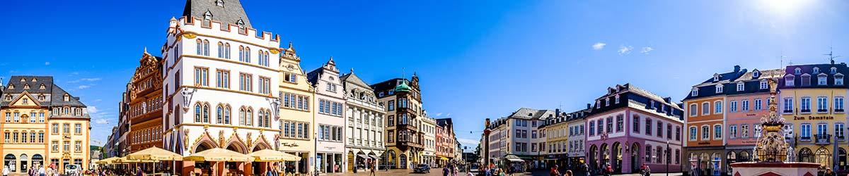 Stadtansicht Trier